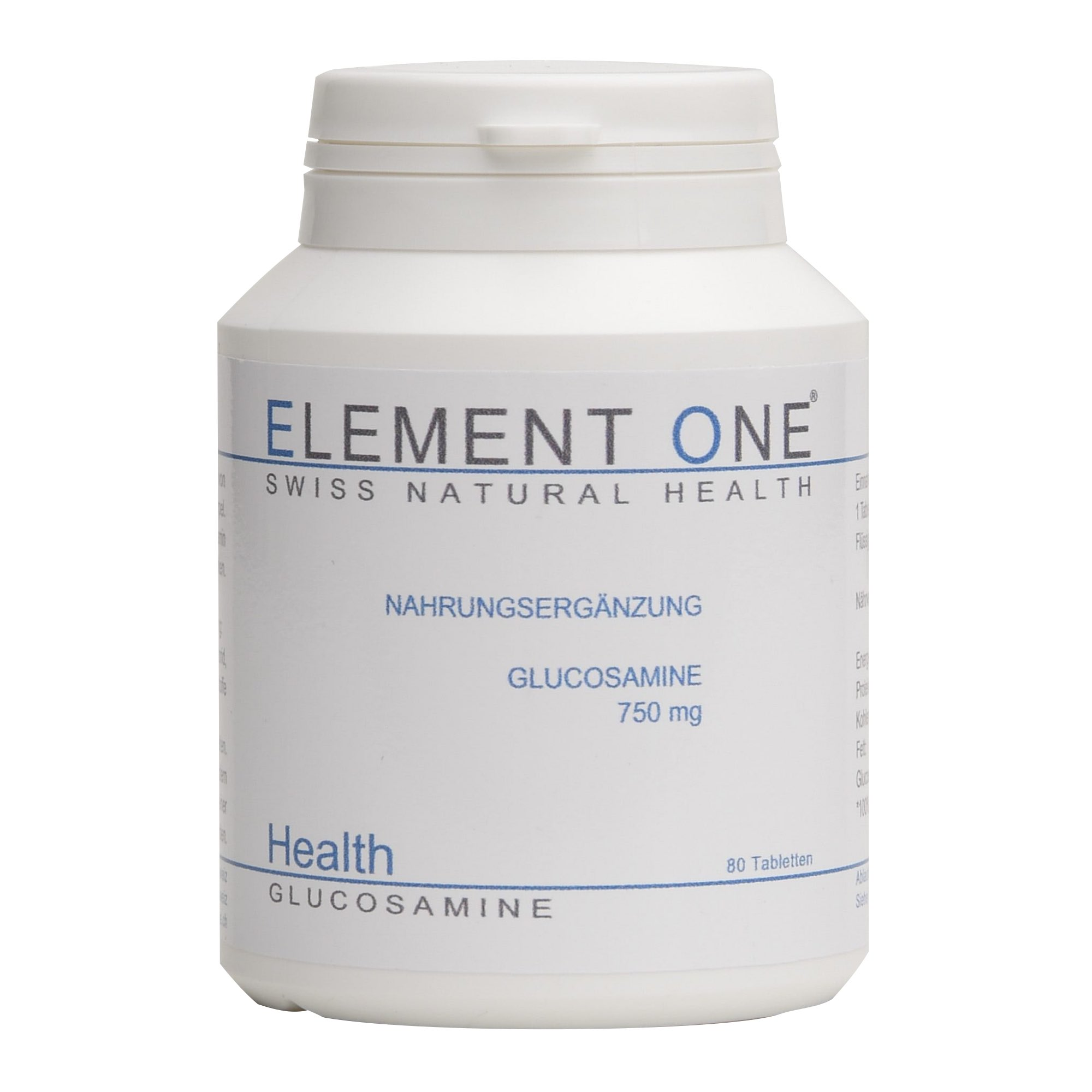 HEALTH | GLUCOSAMINE | SWISS NATURAL HEALTH