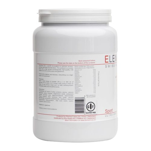 SPORT | ULTRA WHEY | SWISS NATURAL HEALTH
